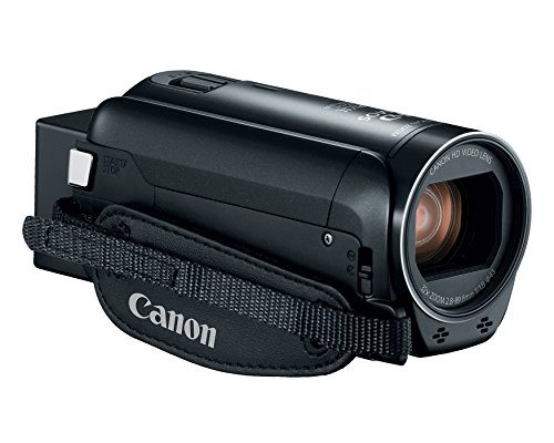 Canon VIXIA HF R800 Portable Video Camera Camcorder with Audio Input(Microphone), 3.0-Inch...