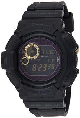 Casio Men039;s G9300GB-1 G Shock Digital Quartz Black Solar Watch