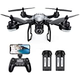 Potensic T18 GPS Drone, FPV RC Quadcotper with Camera 1080P Live Video, Dual GPS Return Home, Follow...