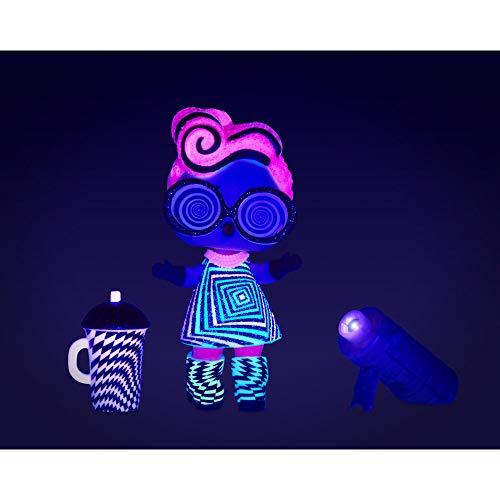 Image 7 - LOL Surprise Poupées de mode à collectionner - Avec 8 surprises, Modes & Accessoires - révélation de lumière noire comprise- Poupée Pailletée Lights