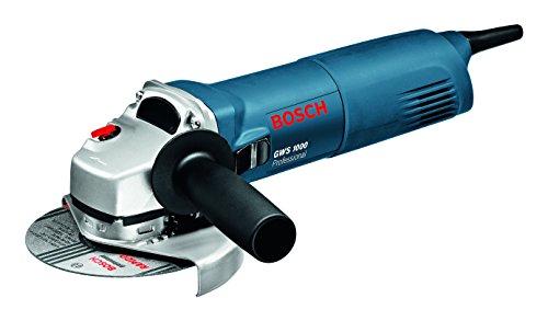Bosch Professional Meuleuse Angulaire GWS 1000 (1 000W, Ø meule 125 mm, régime à vide: 11.000tr/min, boîte carton)