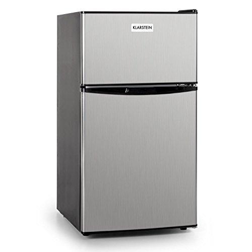 Klarstein Big Daddy Cool - frigorifero e congelatore, mini frigo, minibar, 61 l, scomparto da 24 l,...