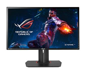 "ASUS ROG Swift PG248Q 24"" Gaming Monitor Full HD 1080p 1ms 180Hz DP HDMI Eye Care G-SYNC eSports"