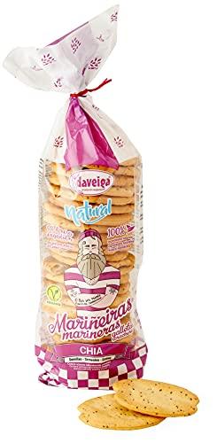 Marineras Daveiga, Galleta Marinera 100% Natural con Semilla