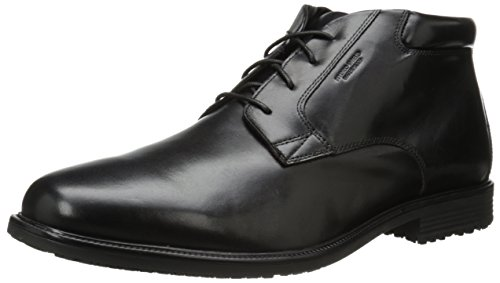 Rockport Men's Essential Details Waterproof Dress Chukka Boot
