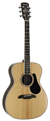 Alvarez Artist Series AF70CE Folk Acoustic - Electric Guitar, Natural/Gloss Finish