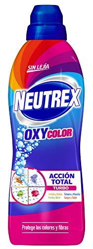 Neutrex Oxy Quitamanchas Líquido Sin Lejía para ropa de Co