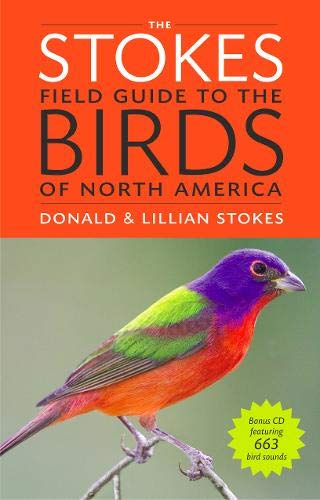 The Stokes Field Guide to the Birds of North America (Paperback)