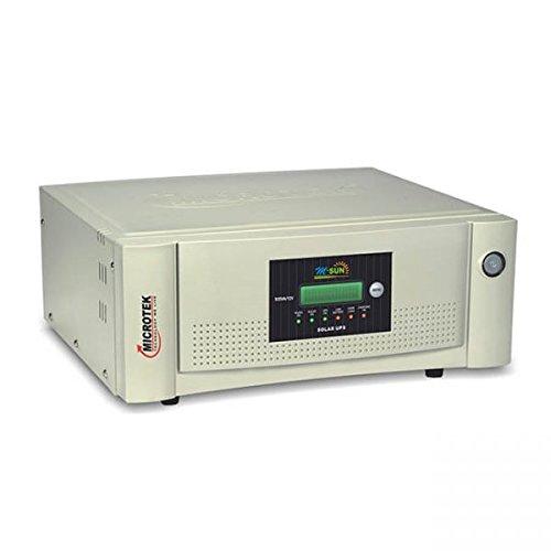 Microtek Off White Solar UPS M-SUN-935 VA 12V Pure Sinewave