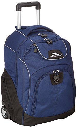 High Sierra Powerglide Wheeled Book Bag by High Sierra