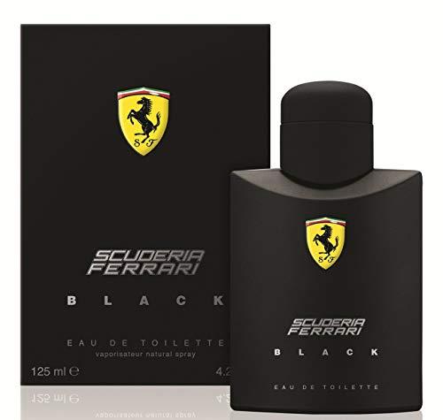 Ferrari Scuderia Black Homme Men Eau de Toilette 125 ml