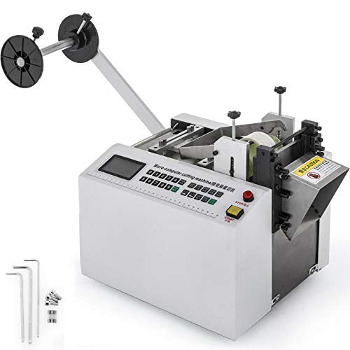 Mophorn Automatic Heat-Shrink Tube Cutting Machine...