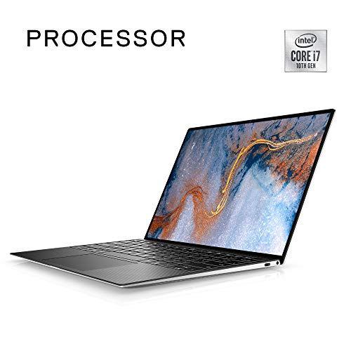 Dell New XPS 13 9300 13.4-inch FHD InfinityEdge Touchscreen Laptop (Silver), Intel Core i7-1065G7 10th Gen, 16GB RAM, 512GB SSD, Windows 10 Pro (XPS9300-7909SLV-PUS) 7