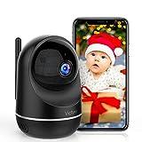 Victure Caméra Surveillance WiFi, Compatible avec WiFi 2.4Ghz / 5Ghz,...