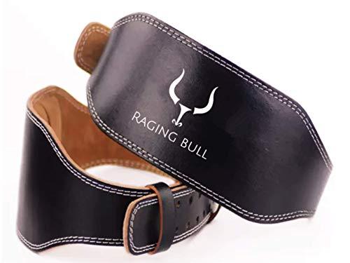 Raging Bull Cinturon Lumbar Gimnasio Hombre y Mujer, para Peso...