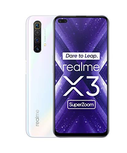 Realme X3 Super Zoom - Smartphone12GB RAM + 256GB ROM, Dual Sim,...