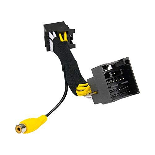 Inversione Posteriore Retrovisore Accessori per Ford Focus SE ST Berlina 2019-2020 Video Ingresso Cablaggio Radio Cavo Cablaggio AV Spina a Display
