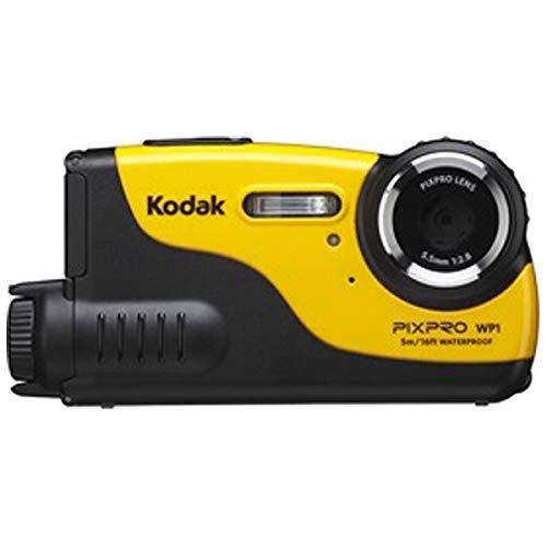 Kodak WP1 イエロー PIXPRO 防水対応スポーツカメラ(1615万画素)