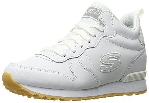 Skechers Calzado Deportivo Mujer Retros-OG 85-GOLDN GURL para Mujer Blanco 41 EU