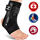 Ankle Support, Ankle Brace for Men & Women, Ankle Support Brace for Ankle Sprains, Sprained Ankle, Ankle...