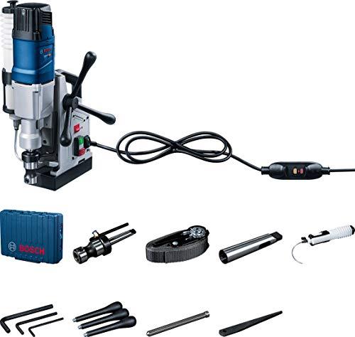 Bosch Professional 06011B4020 Trapano Magnetico GBM 50-2, 1200 Watt,  Max. di Foratura 50 mm, in Valigetta