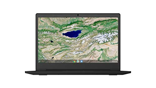 "Lenovo Chromebook S340 Laptop, 14"" FHD(1920x1080) Chrome OS, 64 GB Flash Memory, Intel Celeron N4000 processor, Intel UHD 600 Graphics, 4GB RAM, 180 Degree Hinge, Up to 10 Hrs Battery Life, Onyx Black"