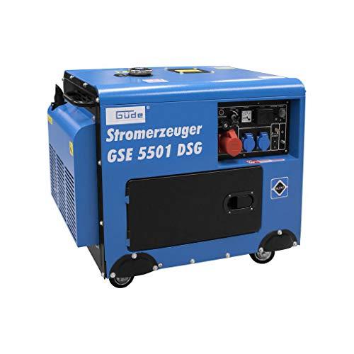 Güde Stromerzeuger GSE 5501 DSG
