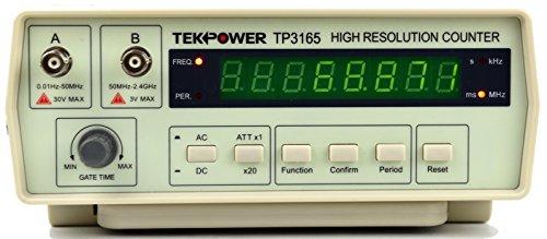 TekPower TP3165 Intelligent Frequency Counter 0.1Hz to 2.4Ghz