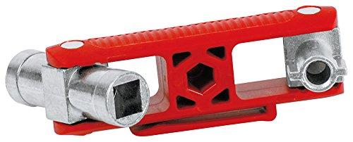 KNIPEX 00 11 06 V02 Chiave universale per quadri ed armadi elettrici per tutti i sistemi di chiusura...