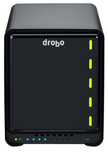 【日本正規代理店品】Drobo 5C 外付けHDDケース(3.5インチ×5bay) Beyond RAID USB 3.0(Type-Cコネクター搭...