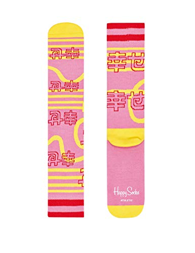 Happy Socks donna sportivi Calzini - Giappone (3000)-(Taglia 36-40)