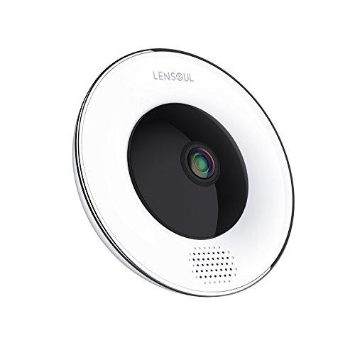 Cámara de vigilancia para el hogar Lensoul 1536P HD IP WiFi Cámara...