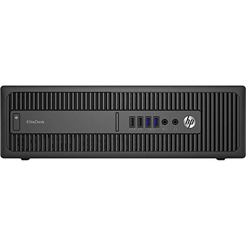 HP EliteDesk800 G1 SFF - Ordenador de sobremesa (Intel Core I5-4570...