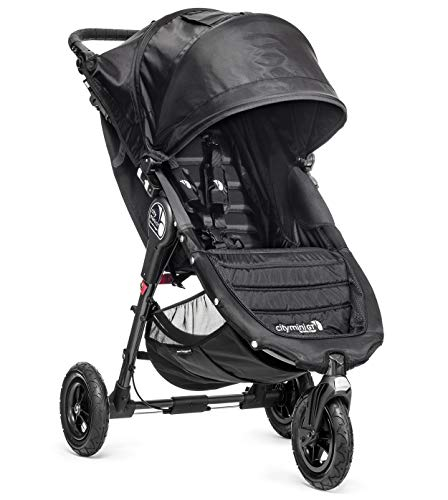 Baby Jogger City Mini GT Passeggino, Nero (Black)