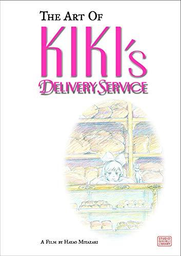 Art of kiki's delivery service:
