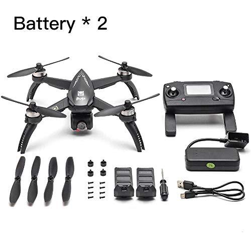 Euopat Drone, MJX Bugs 5W Mini Drone con Videocamera HD Live Video WiFi, Aggiornamento 5W Bugs 8G 4K...