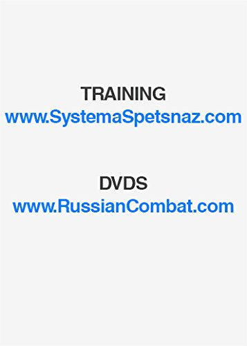 Hand-to-Hand Combat DVDs - 20 Self-Defense Training DVDs of Russian Martial Arts Systema Combat, Martial Art Instructional Videos 4