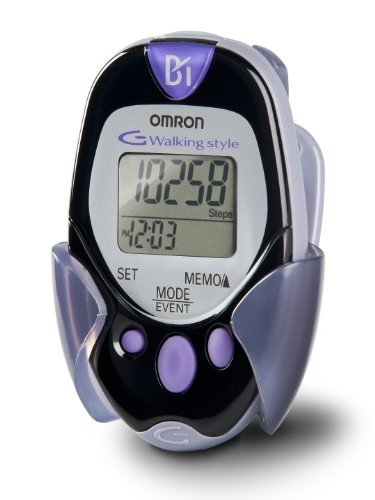 Omron HJ-720ITC Pocket Pedometer  with...