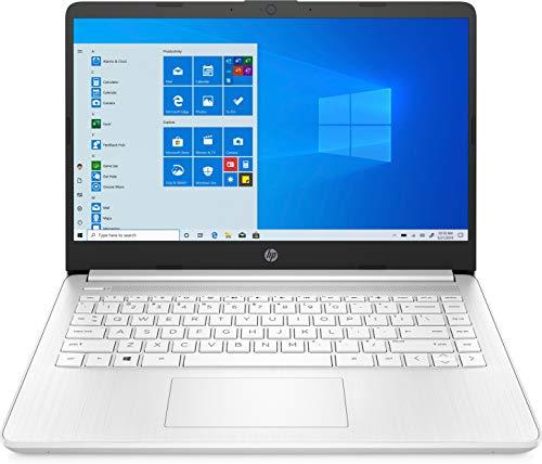 HP 14s-fq0007ns - Ordenador portátil de 14' FullHD (3020E, 4GB...