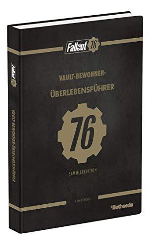 Fallout 76 - Das offizielle Lösungsbuch (Collector's Edition)