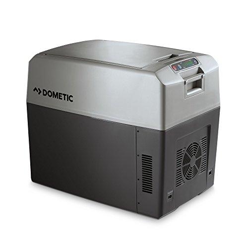 Dometic TropiCool TC35FL- Box frigo / riscaldatore termoelettrico portatile, 33 litri, 12/24 V e 230...