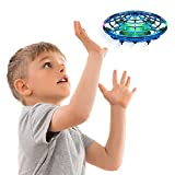 Force1 Scoot Hand Operated Drones for Kids or Adults - Hands Free Mini Drone, Easy Indoor Small UFO...