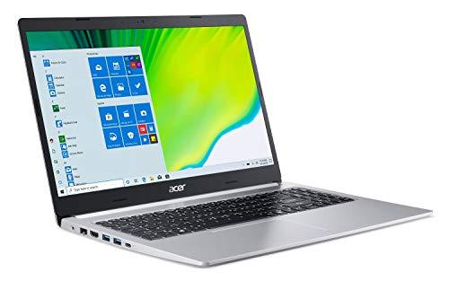 Acer Aspire 5 A515-44G-R83X, 15.6' Full HD, AMD Ryzen 5 4500U Hexa-Core Mobile Processor, AMD Radeon RX 640, 8GB DDR4, 256GB NVMe SSD, WiFi 6, HD Webcam, Backlit Keyboard, Windows 10 Home