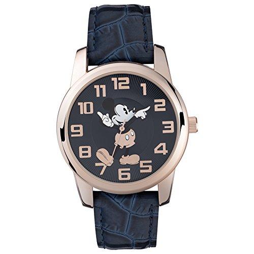Mickey Mouse - Unisex -Armbanduhr- MK1456