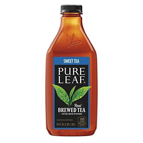 Pure Leaf Iced Tea, Sweet Tea, 64 Fl Oz Plastic Bottle