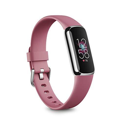 Fitbit Luxe, la pulsera de actividad y bienestar con una batería...