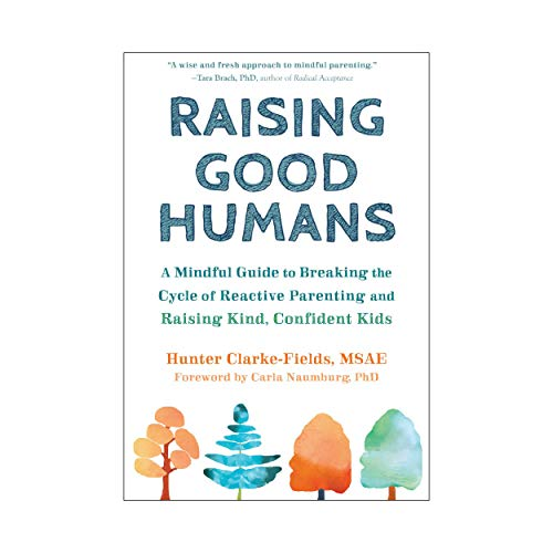 Raising Good Humans: A Mindful Guide to Breaking the Cycle...