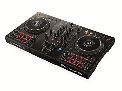 Pioneer DJ  Controller Portatile a 2 canali  Mixer  Accessorio per DJ  Funziona con Rekordbox DJ  Effetti professionali