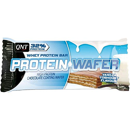 QNT Protein Wafer Chocolate 35 g (order 12 for retail outer)