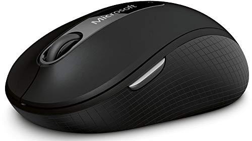 Microsoft D5D-00004 - Ratón inalámbrico, gris